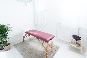 Rum för kroppsterapi uthyres Björkekärr